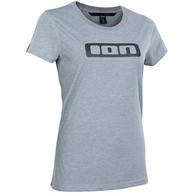 ION Seek DriRelease SS Tee Damer, grey melange
